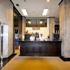 Отель Boss Mansion Бангкок интерьер отеля фото 2