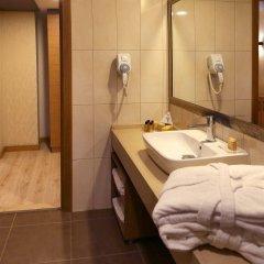 Imperial Park Hotel Турция, Измит - отзывы, цены и фото номеров - забронировать отель Imperial Park Hotel онлайн ванная