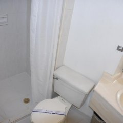 Отель Aranzazu Centro Historico Гвадалахара ванная фото 2