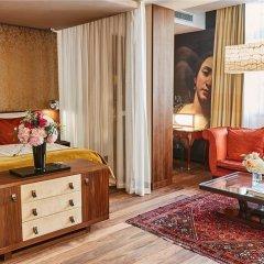 Hotel Vier Jahreszeiten Kempinski München 5* Полулюкс с двуспальной кроватью фото 6
