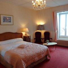 Отель Hôtel Continental Эвиан-ле-Бен комната для гостей фото 2