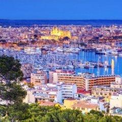 Отель in Palma de Mallorca, 102355 by MO Rentals Испания, Пальма-де-Майорка - отзывы, цены и фото номеров - забронировать отель in Palma de Mallorca, 102355 by MO Rentals онлайн пляж