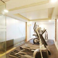 Hotel Aura фитнесс-зал