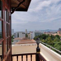Апартаменты Amstellux Apartments балкон