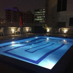 Отель Omega Hotel ОАЭ, Дубай - отзывы, цены и фото номеров - забронировать отель Omega Hotel онлайн бассейн фото 3