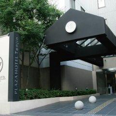 Plaza Hotel Tenjin Фукуока вид на фасад