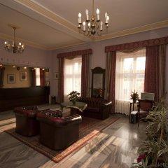 Hotel Polonia интерьер отеля