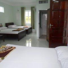Отель Thien Truc Guest House Нячанг комната для гостей