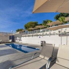 Отель Globales Mimosa Испания, Пальманова - отзывы, цены и фото номеров - забронировать отель Globales Mimosa онлайн бассейн фото 3