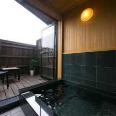Отель Ryokan Yufusan Хидзи бассейн