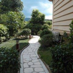 Отель Healthy Valley Private Hot Spring Villa фото 11