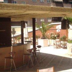 Отель Silken Torre Garden Мадрид бассейн