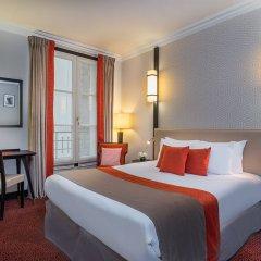 Отель Le Marquis Eiffel Париж комната для гостей фото 3