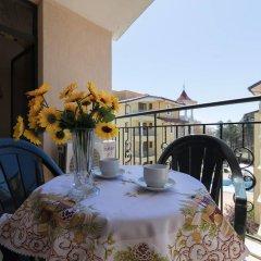 Апартаменты Quiet One Bedroom Apartment with Balcony балкон