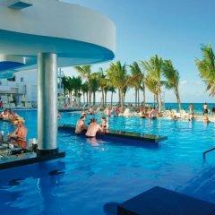 Отель Riu Reggae Adults Only - All Inclusive Ямайка, Монтего-Бей - отзывы, цены и фото номеров - забронировать отель Riu Reggae Adults Only - All Inclusive онлайн бассейн фото 2