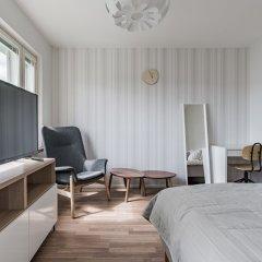 Апартаменты Local Nordic Apartments - Puffin Ювяскюля комната для гостей фото 5