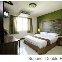 Отель Rambuttri Village Inn & Plaza 3* Стандартный номер с различными типами кроватей фото 25