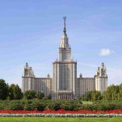 Гостиница Новотель Москва Шереметьево