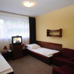 Отель Jowisz Польша, Познань - отзывы, цены и фото номеров - забронировать отель Jowisz онлайн комната для гостей фото 4