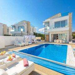 Отель Villa Imperial Кипр, Протарас - отзывы, цены и фото номеров - забронировать отель Villa Imperial онлайн бассейн фото 2