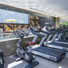Отель Grand Park Orchard фитнесс-зал фото 3