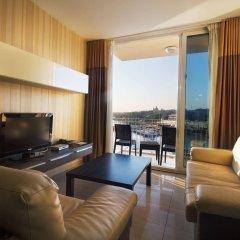 Отель Blubay Apartments Мальта, Гзира - отзывы, цены и фото номеров - забронировать отель Blubay Apartments онлайн комната для гостей фото 3