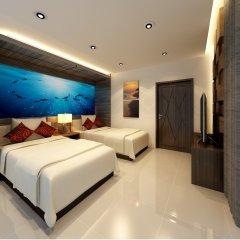 The Marina Phuket Hotel комната для гостей фото 2