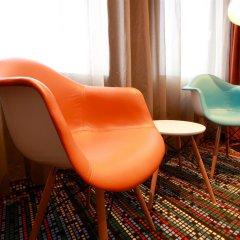 Отель XO Hotels Couture Amsterdam интерьер отеля