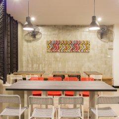 Отель Krabi Inn & Omm Hotel Таиланд, Краби - отзывы, цены и фото номеров - забронировать отель Krabi Inn & Omm Hotel онлайн питание