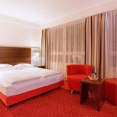 AZIMUT Hotel City South Berlin 3* Улучшенный номер с разными типами кроватей фото 3