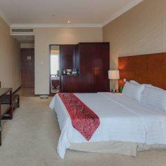 Отель Meiga Hotel Китай, Чжуншань - отзывы, цены и фото номеров - забронировать отель Meiga Hotel онлайн комната для гостей фото 4