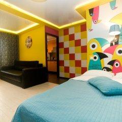 Гостиница Design Suites Krasnopresnenskaya детские мероприятия
