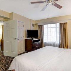 Отель Homewood Suites by Hilton Washington, D.C. Downtown США, Вашингтон - отзывы, цены и фото номеров - забронировать отель Homewood Suites by Hilton Washington, D.C. Downtown онлайн комната для гостей фото 5