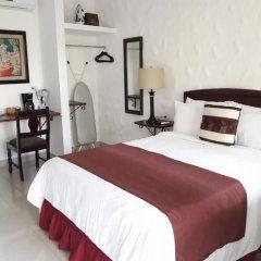 Hotel Camino Maya Ciudad Blanca комната для гостей фото 2