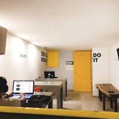 Отель Hostal Nacional Мексика, Гвадалахара - отзывы, цены и фото номеров - забронировать отель Hostal Nacional онлайн интерьер отеля фото 3