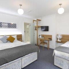 Отель Prince William Лондон комната для гостей