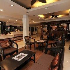 Отель Nida Rooms Pattaya Full Moon гостиничный бар