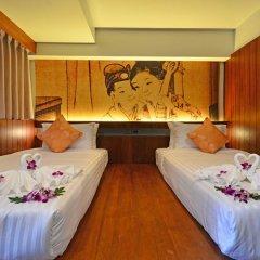 Отель Lap Roi Karon Beachfront 4* Стандартный номер разные типы кроватей