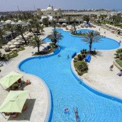 Отель Club Rimel Djerba Тунис, Мидун - отзывы, цены и фото номеров - забронировать отель Club Rimel Djerba онлайн бассейн