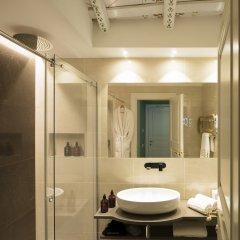 Отель Palazzo Caruso Италия, Рим - отзывы, цены и фото номеров - забронировать отель Palazzo Caruso онлайн ванная фото 2
