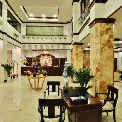 Lotus SaiGon Hotel интерьер отеля