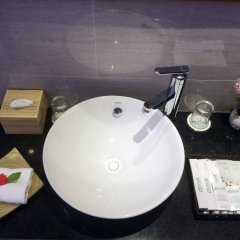 Отель Green Field Villas Хойан ванная фото 2