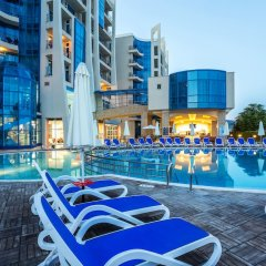 Blue Pearl Hotel- Ultra All Inclusive бассейн фото 3