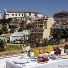 Отель Olissippo Castelo Лиссабон питание
