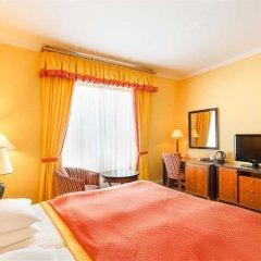 Отель Dvorak Spa & Wellness Карловы Вары удобства в номере
