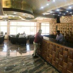 Отель Sunset Hotel Иордания, Вади-Муса - отзывы, цены и фото номеров - забронировать отель Sunset Hotel онлайн интерьер отеля