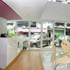 Отель Nantra Ekamai Бангкок городской автобус