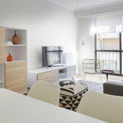Апартаменты Zurriola Jazz Apartment by FeelFree Rentals комната для гостей фото 2