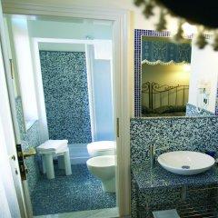 Отель Cityhotel Cristina Италия, Виченца - отзывы, цены и фото номеров - забронировать отель Cityhotel Cristina онлайн ванная