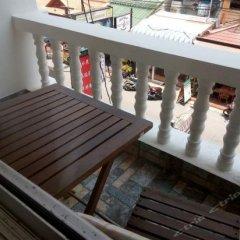 Отель Mkent Guesthouse балкон